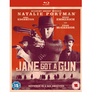 Produktbilde for Jane Got A Gun (UK-import) (BLU-RAY)