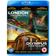 Produktbilde for London Has Fallen/Olympus Has Fallen (UK-import) (BLU-RAY)