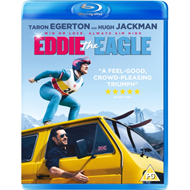 Eddie The Eagle (UK-import) (BLU-RAY)