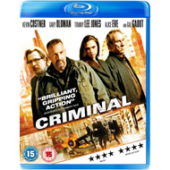 Produktbilde for Criminal (UK-import) (BLU-RAY)