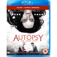 Autopsy Of Jane Doe (UK-import) (BLU-RAY)