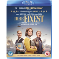 Their Finest (UK-import) (BLU-RAY)