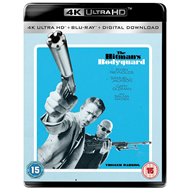 Produktbilde for Hitman's Bodyguard (UK-import) (4K Ultra HD + Blu-ray)