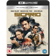 Sicario (UK-import) (BLU-RAY)