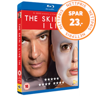 Produktbilde for The Skin I Live In / Under Huden (UK-import) (BLU-RAY)