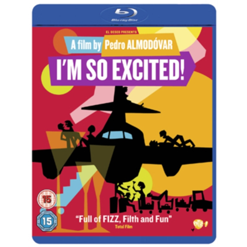 I'm So Excited (UK-import) (BLU-RAY)