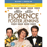 Produktbilde for Florence Foster Jenkins (UK-import) (BLU-RAY)