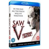 Produktbilde for Saw V (UK-import) (BLU-RAY)