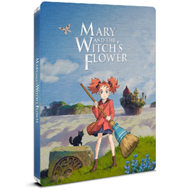 Mary And The Witch's Flower (UK-import) (BLU-RAY)