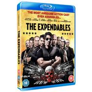 Expendables: Uncut (UK-import) (BLU-RAY)