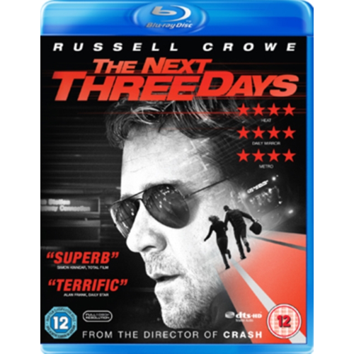 The Next Three Days (UK-import) (BLU-RAY)