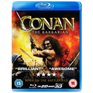 Produktbilde for Conan The Barbarian (UK-import) (BLU-RAY)
