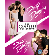 Dirty Dancing/Dirty Dancing 2 (UK-import) (BLU-RAY)
