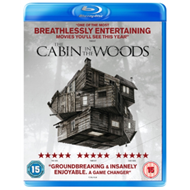 Cabin In The Woods (UK-import) (BLU-RAY)