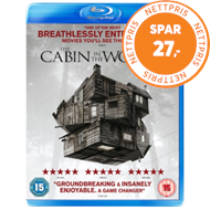 Produktbilde for The Cabin in the Woods (UK-import) (BLU-RAY)