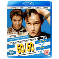 50/50 (UK-import) (BLU-RAY)