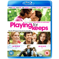 Produktbilde for Playing For Keeps (UK-import) (BLU-RAY)