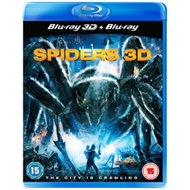 Produktbilde for Spiders (UK-import) (Blu-ray 3D)