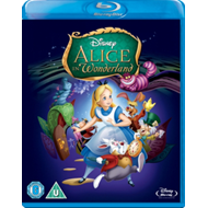 Alice In Wonderland (Disney) (UK-import) (BLU-RAY)