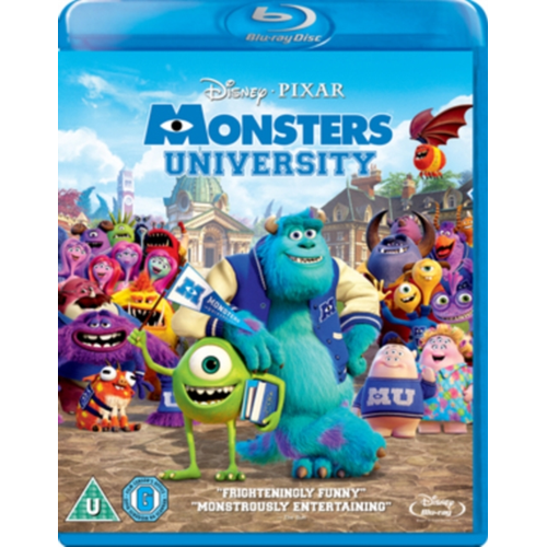 Monsters University (UK-import) (BLU-RAY)