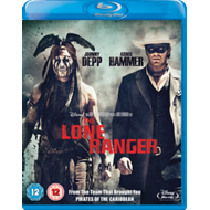 Produktbilde for Lone Ranger (UK-import) (BLU-RAY)