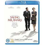 Produktbilde for Saving Mr. Banks (UK-import) (BLU-RAY)