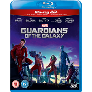 Produktbilde for Guardians Of The Galaxy (UK-import) (Blu-ray 3D)