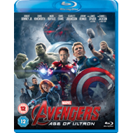 Produktbilde for Avengers: Age Of Ultron (UK-import) (BLU-RAY)