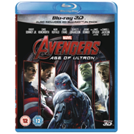 Produktbilde for Avengers: Age Of Ultron (UK-import) (Blu-ray 3D)