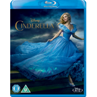 Produktbilde for Cinderella (UK-import) (BLU-RAY)