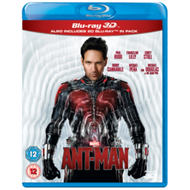 Produktbilde for Ant-Man (UK-import) (Blu-ray 3D)