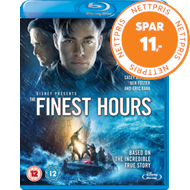 Finest Hours (UK-import) (BLU-RAY)