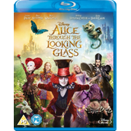 Produktbilde for Alice Through The Looking Glass (UK-import) (BLU-RAY)