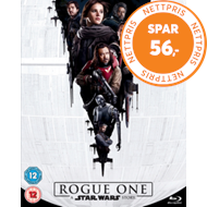Produktbilde for Rogue One: A Star Wars Story (UK-import) (BLU-RAY)