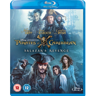 Pirates Of The Caribbean: Salazar's Revenge (UK-import) (BLU-RAY)