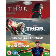 Produktbilde for Thor: 3-Movie Collection (UK-import) (BLU-RAY)