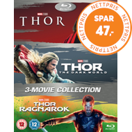 Thor: 3-Movie Collection (UK-import) (BLU-RAY)