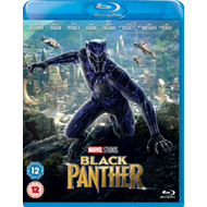 Produktbilde for Black Panther (UK-import) (BLU-RAY)