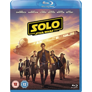 Solo - A Star Wars Story (UK-import) (BLU-RAY)