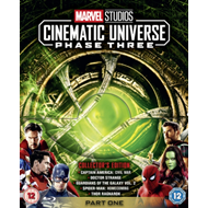 Produktbilde for Marvel Studios Cinematic Universe: Phase Three - Part One (UK-import) (BLU-RAY)