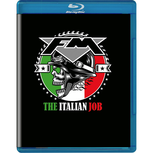 FM - The Italian Job (BLU-RAY)