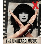 Produktbilde for X: The Unheard Music (UK-import) (BLU-RAY)