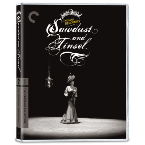Sawdust And Tinsel - The Criterion Collection (UK-import) (BLU-RAY)