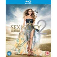 Produktbilde for Sex And The City 2 (UK-import) (BLU-RAY)