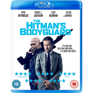 Hitman's Bodyguard (UK-import) (BLU-RAY)