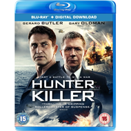 Hunter Killer (UK-import) (BLU-RAY)
