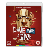 Dave Made A Maze (UK-import) (BLU-RAY)