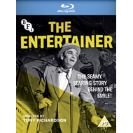 Produktbilde for The Entertainer (UK-import) (BLU-RAY)