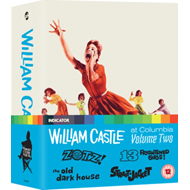 Produktbilde for William Castle At Columbia: Volume 2 (UK-import) (BLU-RAY)