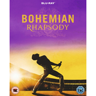 Produktbilde for Bohemian Rhapsody (UK-import) (BLU-RAY)
